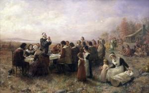 Giorno del ringraziamento in italia