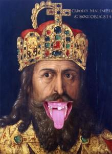 carlo magno monarchici