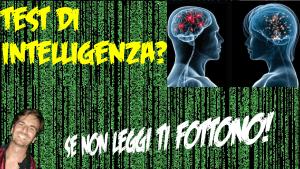 test di intelligenza