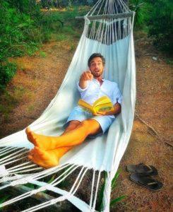 paolo gambi hammock