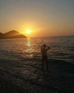 paolo gambi la bellezza che salva il mondo spiaggia sansone