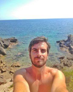 Paolo Gambi Drowning elba