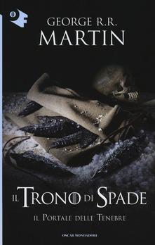 il portale delle tenebre il trono di spade tutti i libri