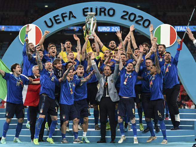 Campioni d'Europa 2021